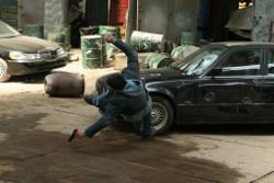 Car acrobatics