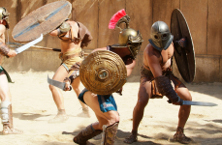 Gladiator fights